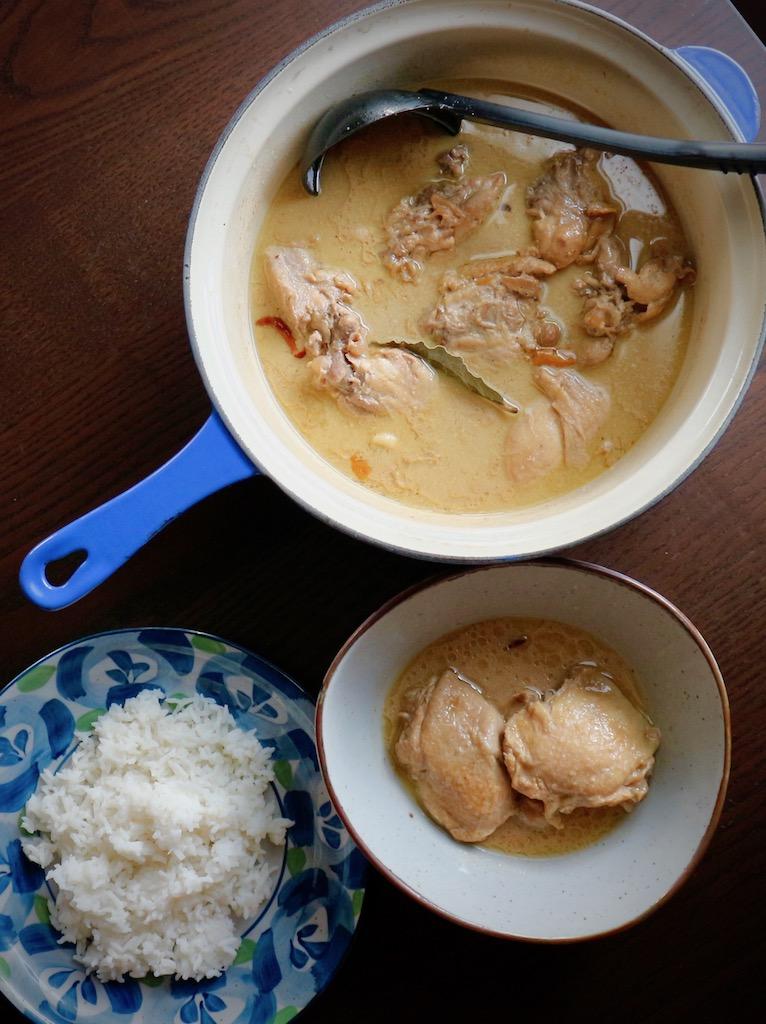 Classic Chicken Adobo -