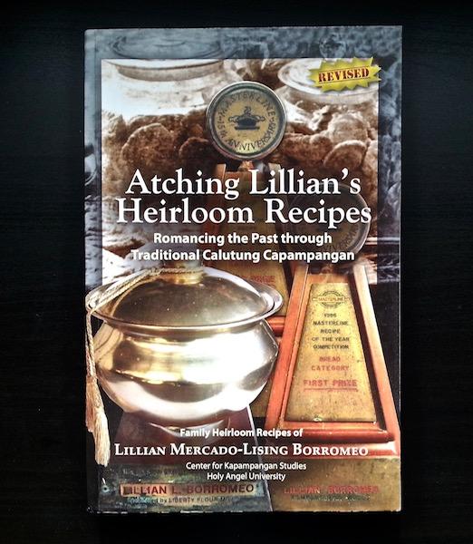 Atching Lillian's Heirloom Recipes by Lillian Borromeo.jpg