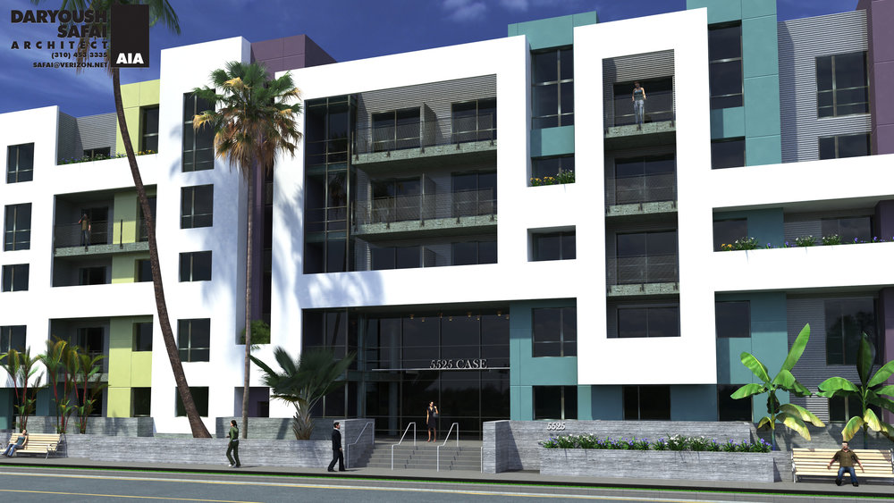 90 Units - 5525 Case Ave, North Hollywood, CA 91601