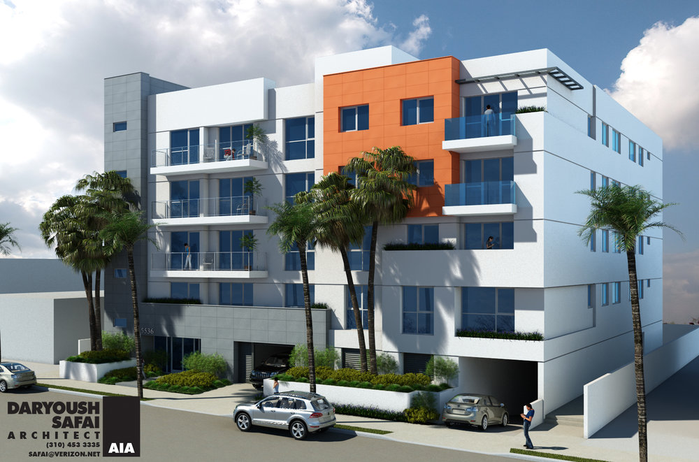 36 Units - 5536 Fulcher Ave, North Hollywood, CA 91601