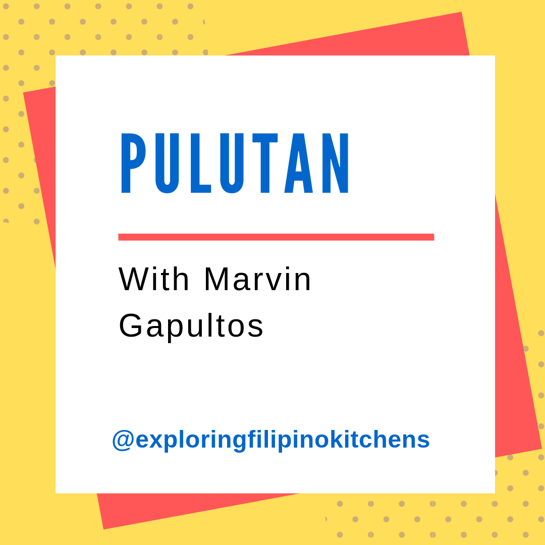 EP 19: Pulutan With Marvin Gapultos
