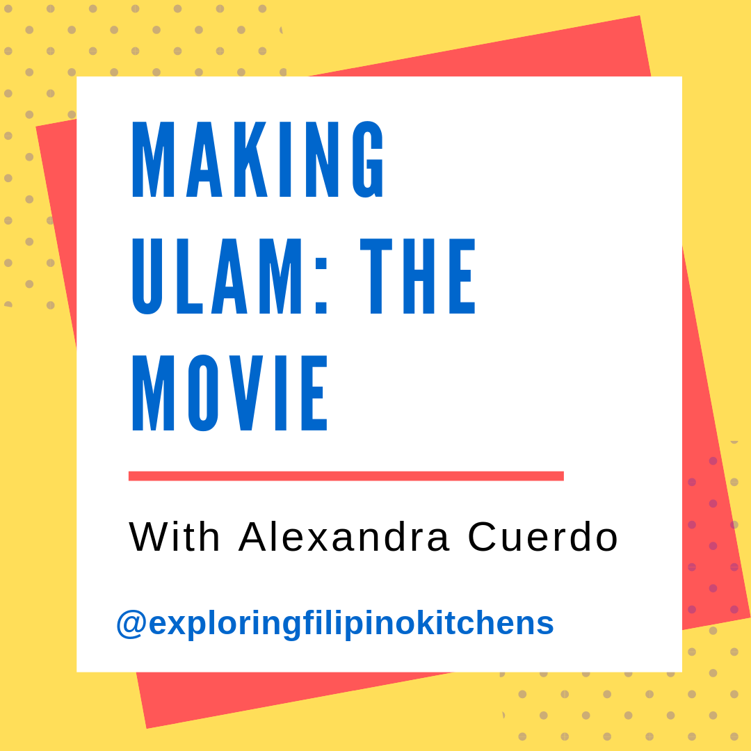 EP 16: Making Ulam: The Movie With Alexandra Cuerdo
