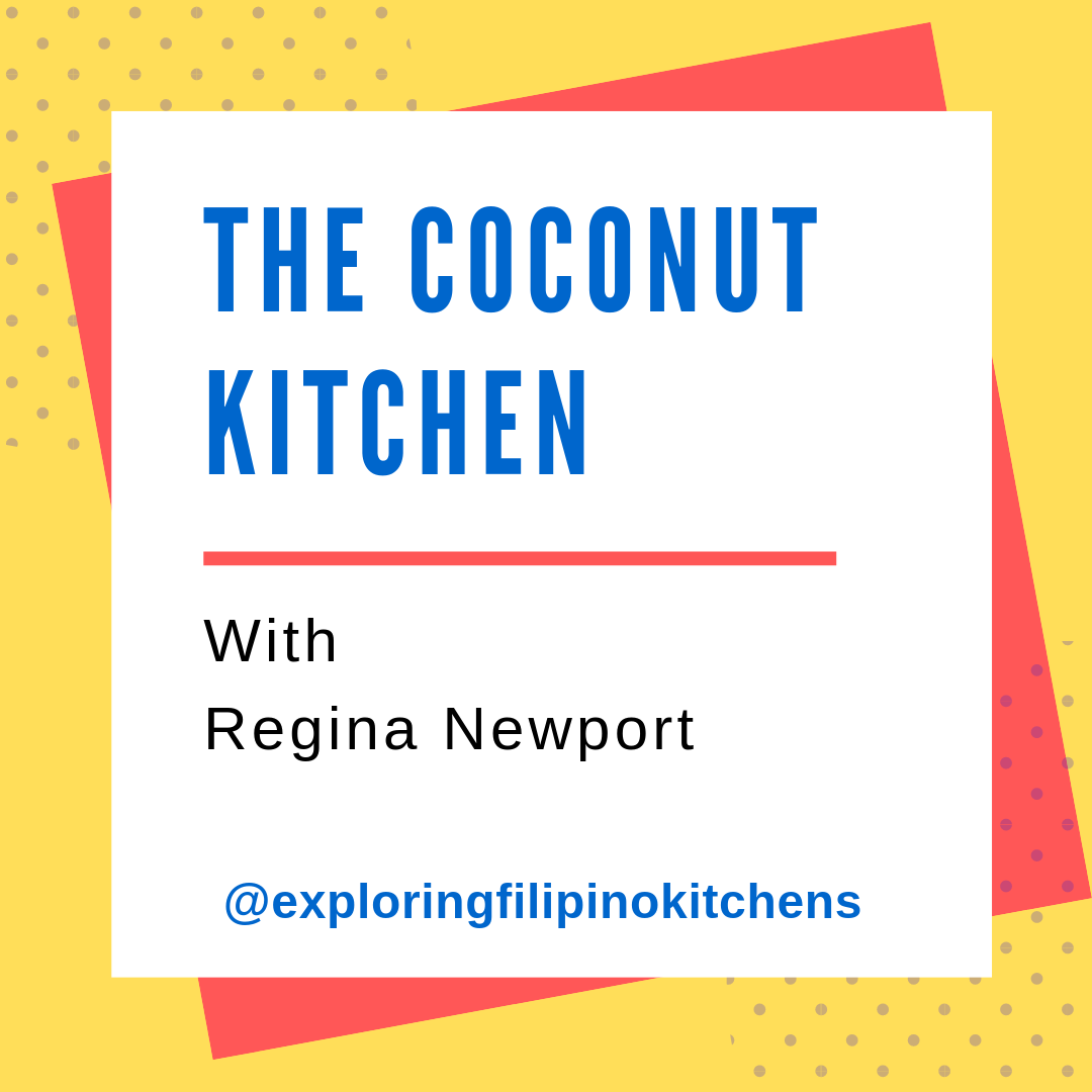 EP 22: The Coconut Kitchen With Regina Newport