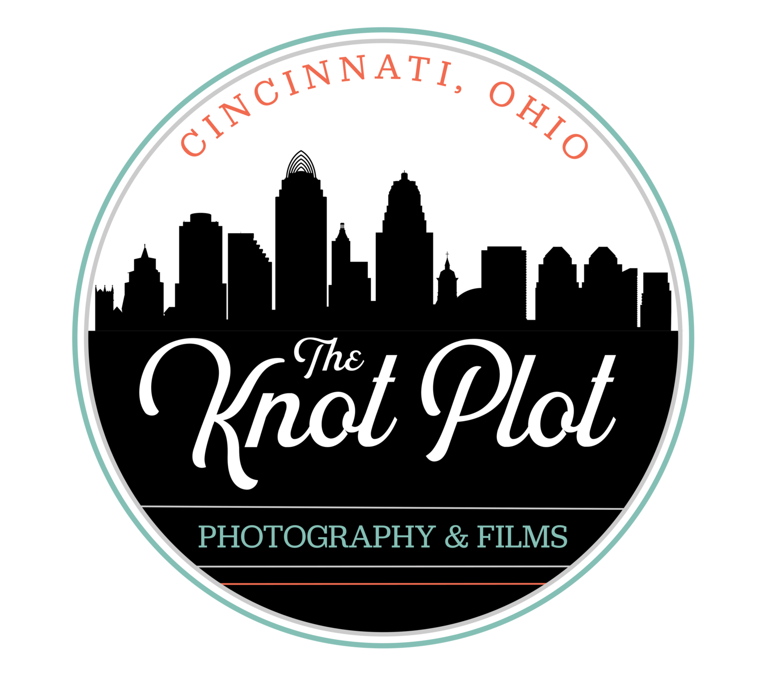 The Knot Plot // Cincinnati Wedding Photographers