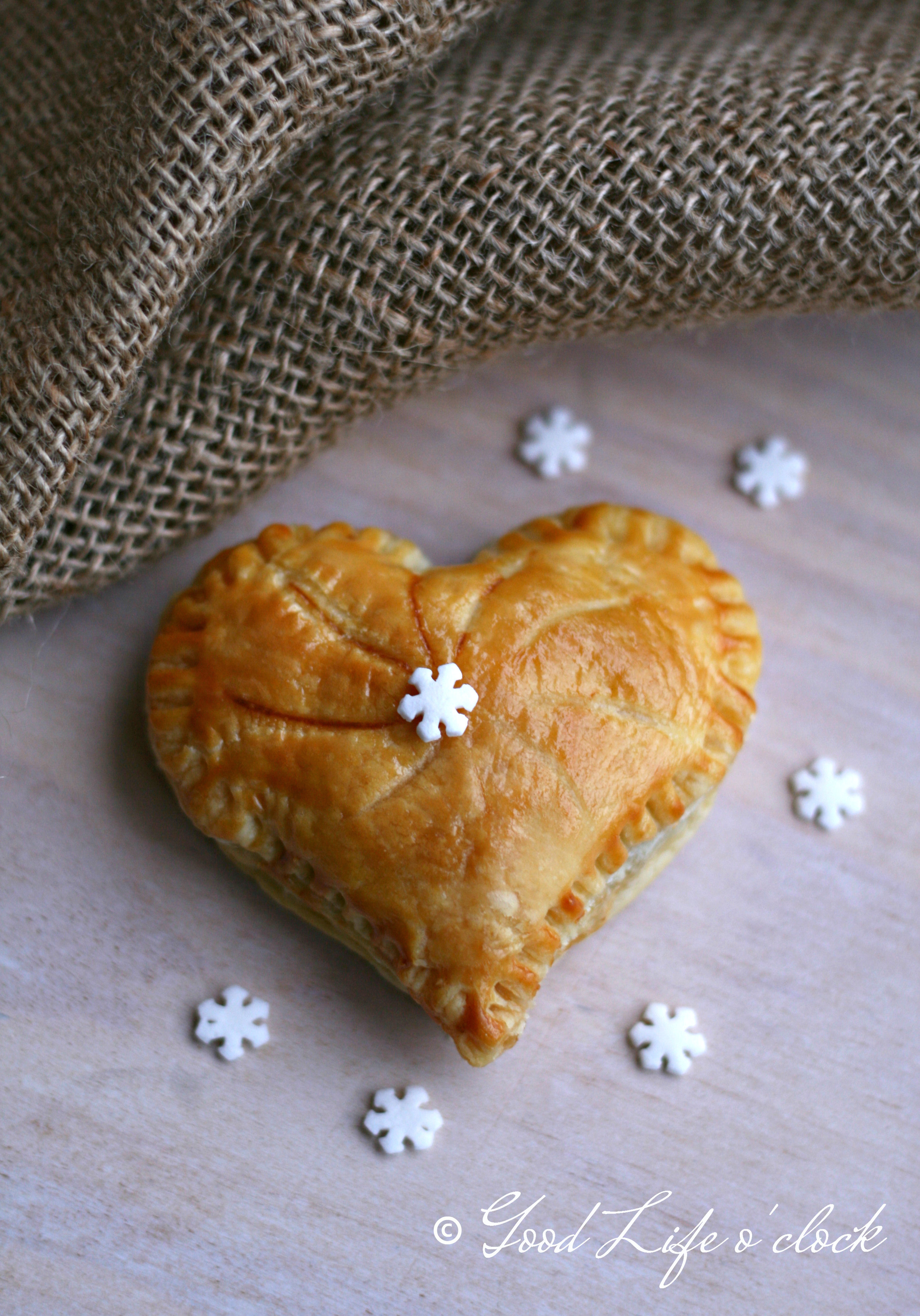 Puff Pastry Hearts 1