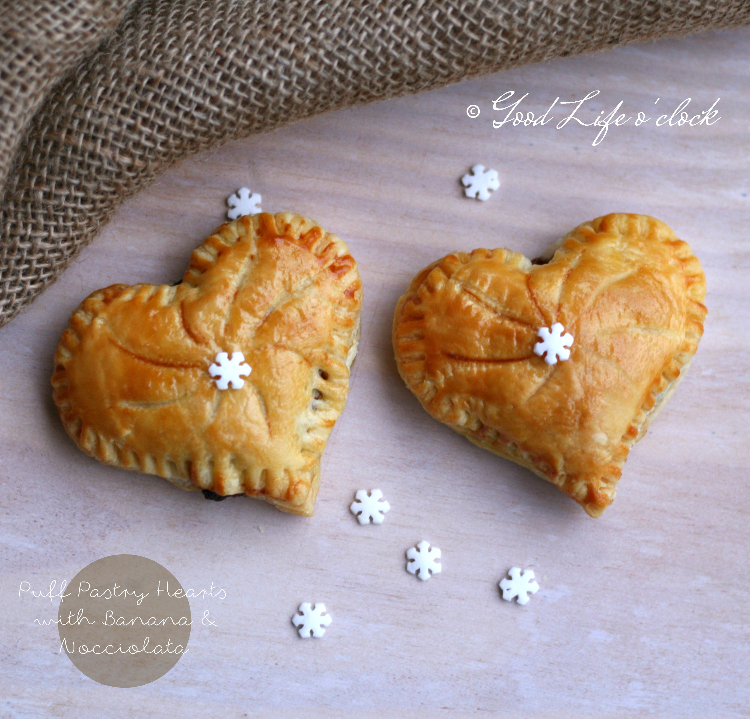 Puff Pastry Hearts 2