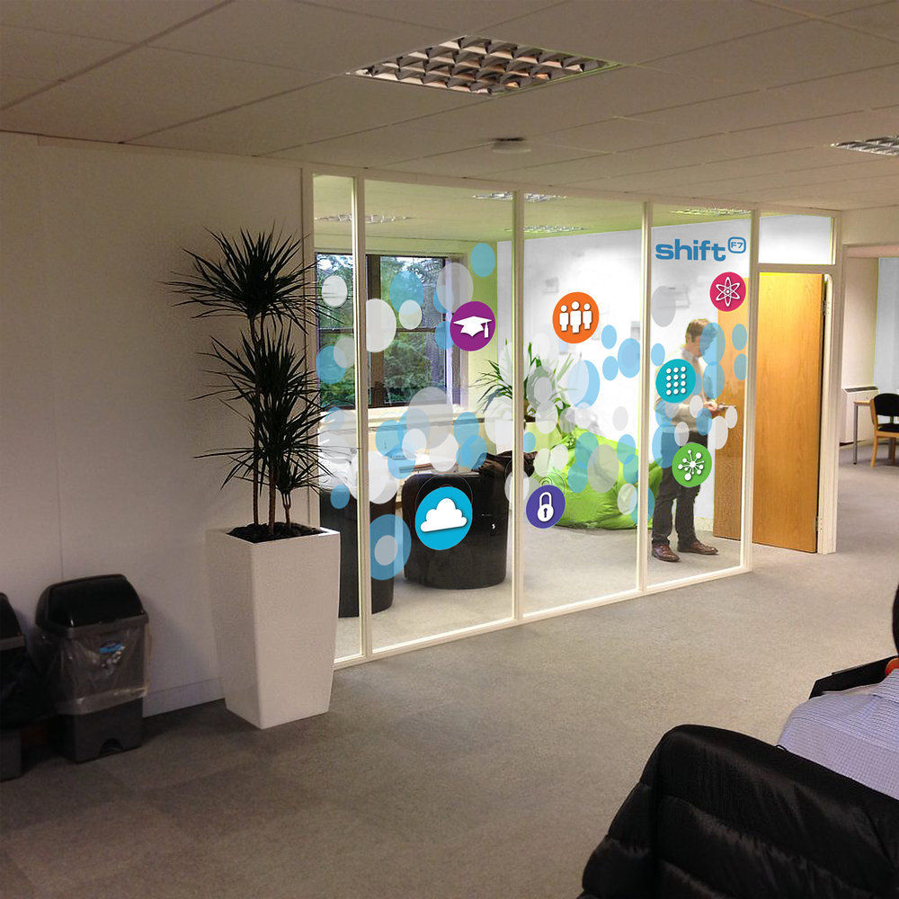 Feasibility study and interior brand identity work - Dorking IT sector_1