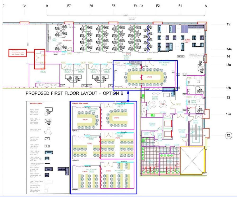 Feasibility studies and concept design - Heathrow logistics sector_1