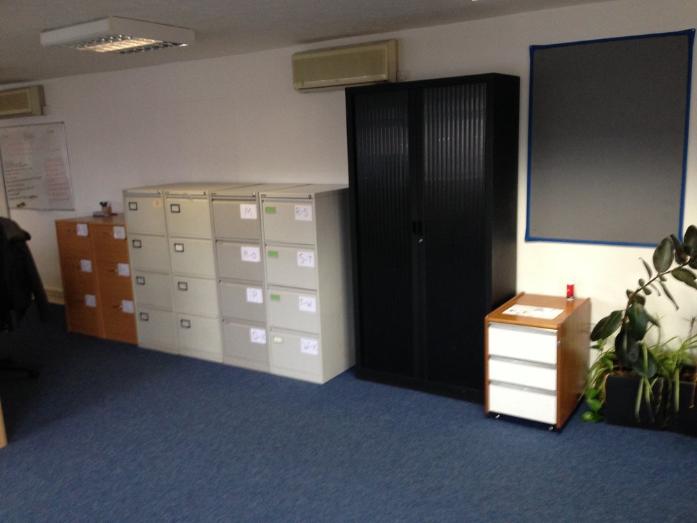 Office remodelling - design and refit - Littlehampton manufacturing sector_11