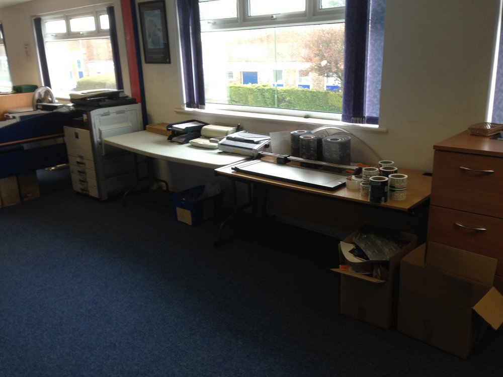Office remodelling - design and refit - Littlehampton manufacturing sector_12