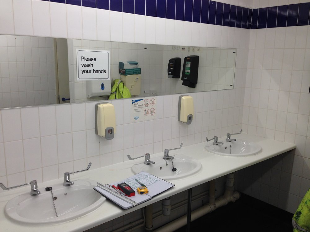 Office remodelling - design and refit - Littlehampton manufacturing sector_13