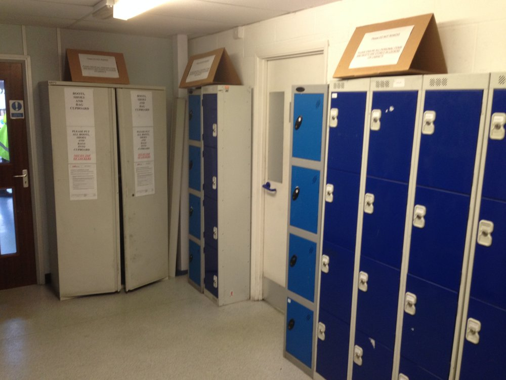 Office remodelling - design and refit - Littlehampton manufacturing sector_14