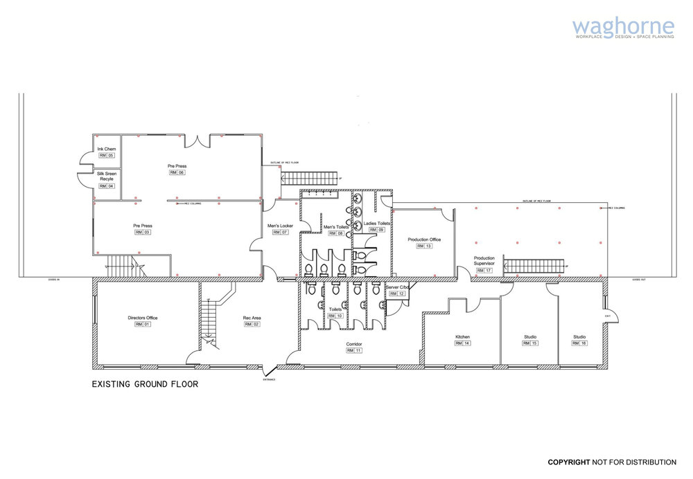 Office remodelling - design and refit - Littlehampton manufacturing sector_22