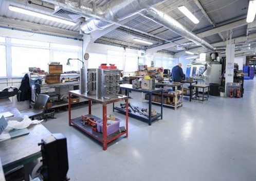 Factory and office remodelling and concept design - Horsham manufacturing sector_2