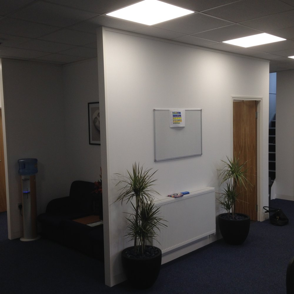 Concept design and office fit-out - Witley marketing sector_9