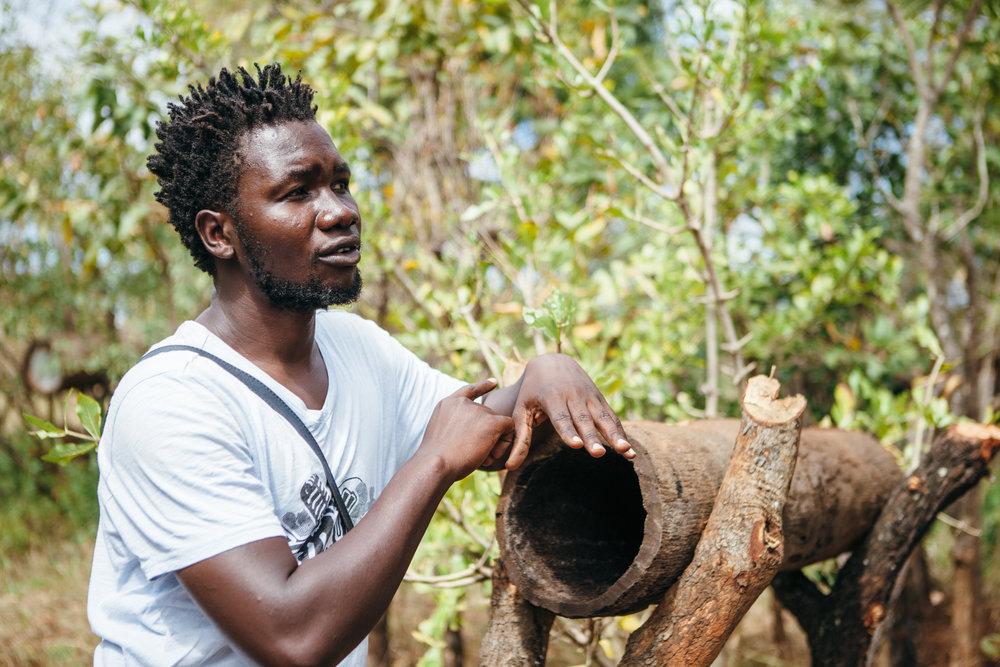 MC Benny, Uganda, Social enterprenuer