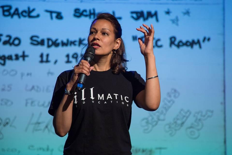 Martha Diaz, USA, Social enterprenuer