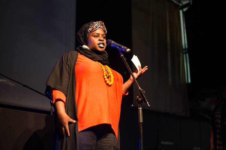 Poetic Pilgrimage, UK, Spoken word artist
