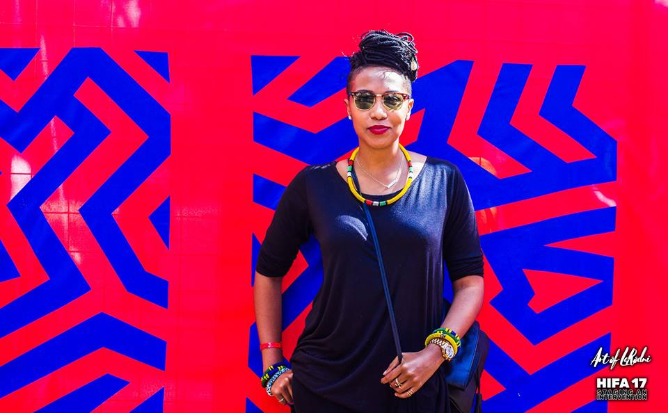 Lorraine Charlotte Bgoya, Zimbabwe, Social Entreprenuer