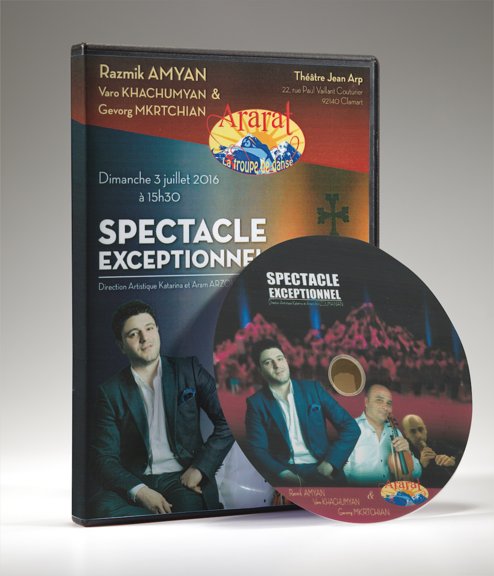 2016 - Spectacle exceptionnel