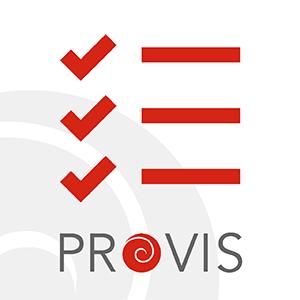 PROVIS Kontrolle -