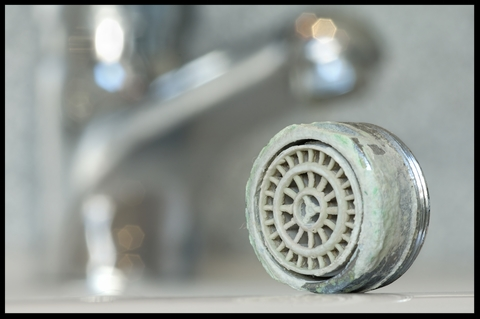 Are Your Plumbing Fixtures Looking Like This? Might Be Time For A Water Softener!