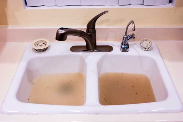 We see this all the time (gross I know). Call for help:    317-306-9343