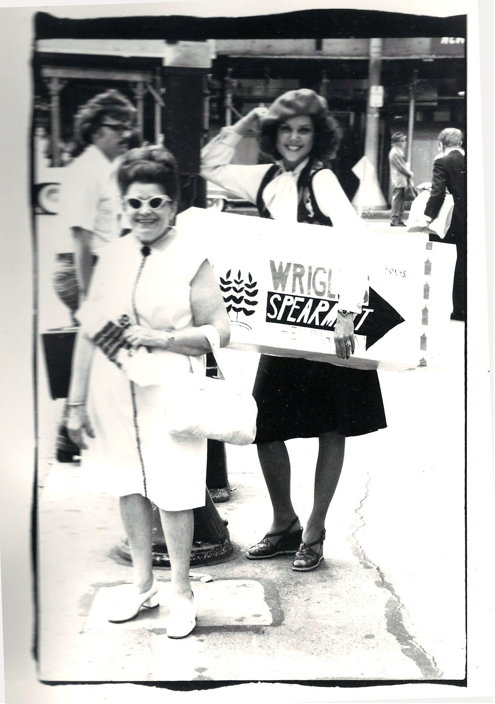 Wrigley campaign
