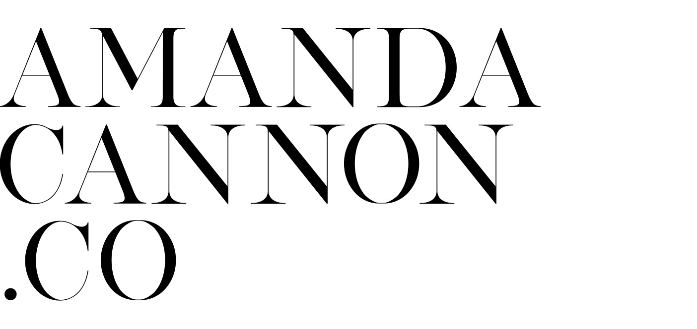 amanda cannon.co