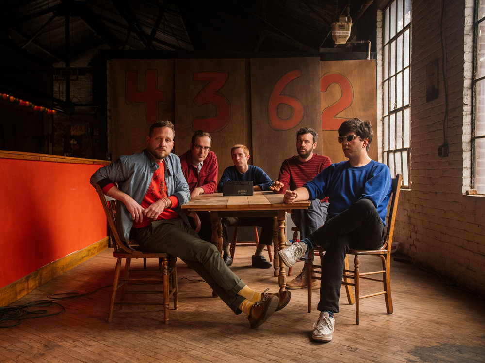Philadelphia band Dr. Dog, winners of this tournament in 2010. Their latest album is  Critical Equation .