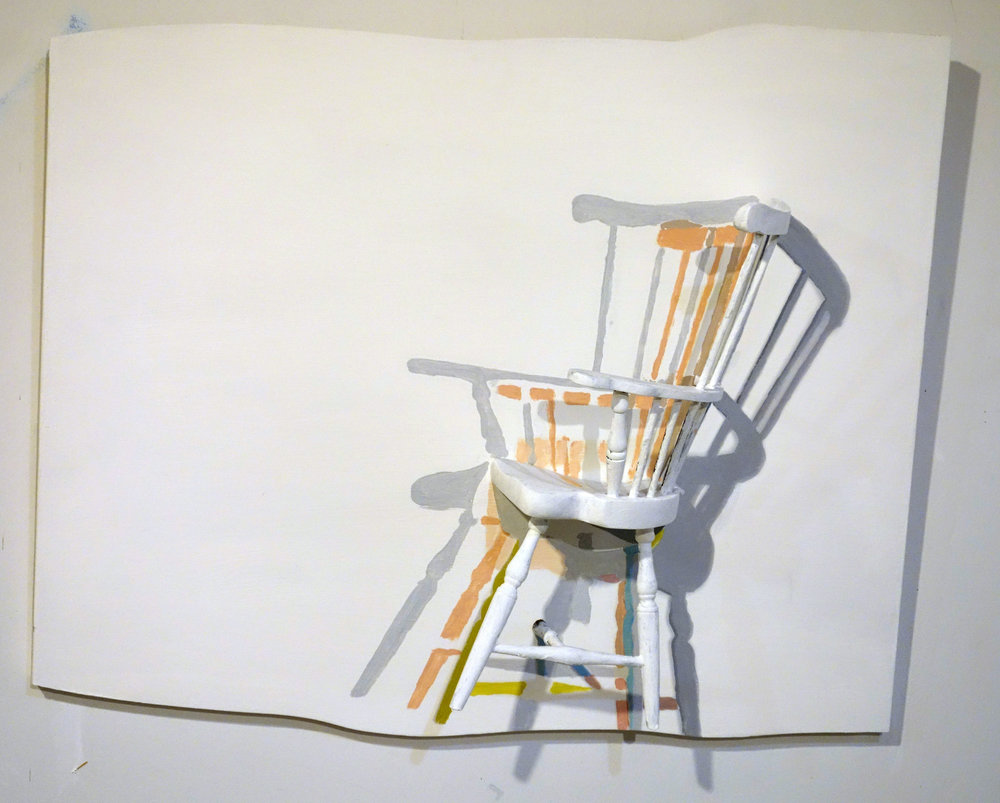 Chair Shadow: Other Memory, 2014
