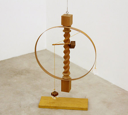 Suspended Rest, 2009