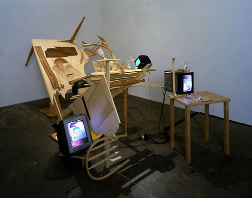 Waking Table, 2001