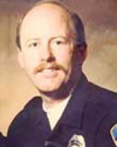 Rialto Police Sergeant Gary Wolfley