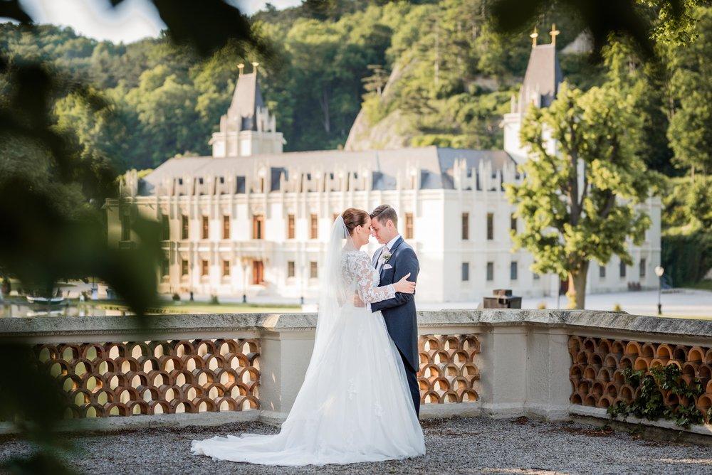 Elegante Schlosshochzeit - Wedding