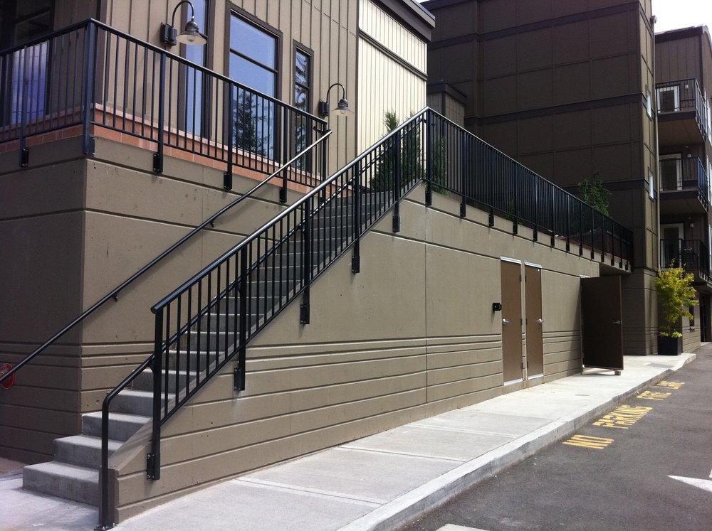 Commercial Railings -