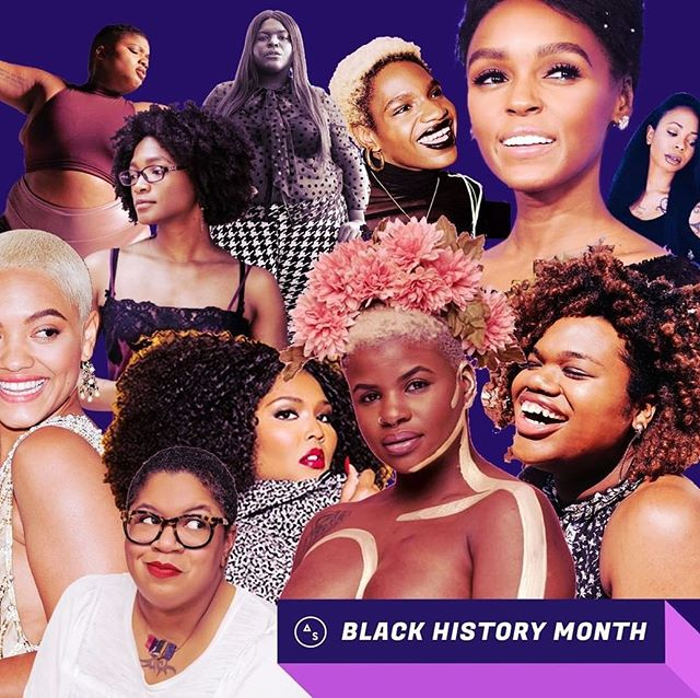 I'm honored to be included in this incredible list of people—many of whom have inspired me for years. 🔮 #Repost @autostraddle Today for #BlackHistoryMonth, we're celebrating the queer black femmes who are making history RIGHT NOW 💗⚡️ 23 Black Queer and Trans Femmes to Follow on Instagram ⚡️💗 @blakkcupcake // @munroebergdorf // @reneicespieces // @kiersey // @thelingerieaddict // @lavernecox // @ihartericka // @ms.briqhouse // @bitchesgottaeat // @fatfemme // @jazzmynejay // @iamjarijones // @kelelam // @lizzobeeating // @kimkatrinmilan // @janellemonae // @jasikaistrycurious // @aaron___philip // @omgirlalli // @mynameisjessamyn // @deepergenius.acupuncture // @tessamaethompson // @indyamoore Tap the profile link!!