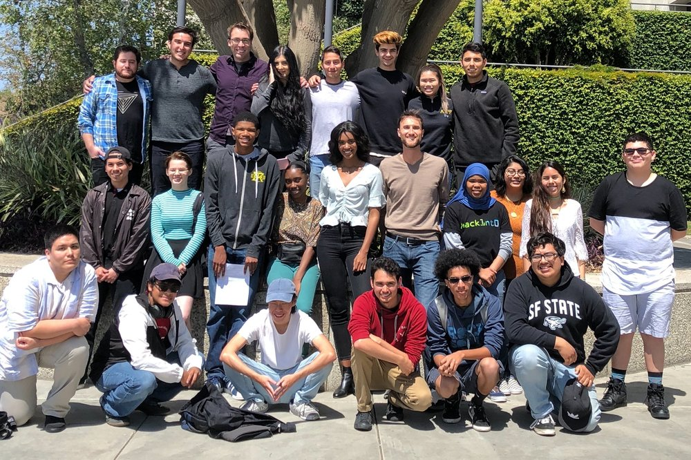 Our Program - Our Mentor2Mentor program pairs underserved youth in Los Angeles with college students and tech executives.
