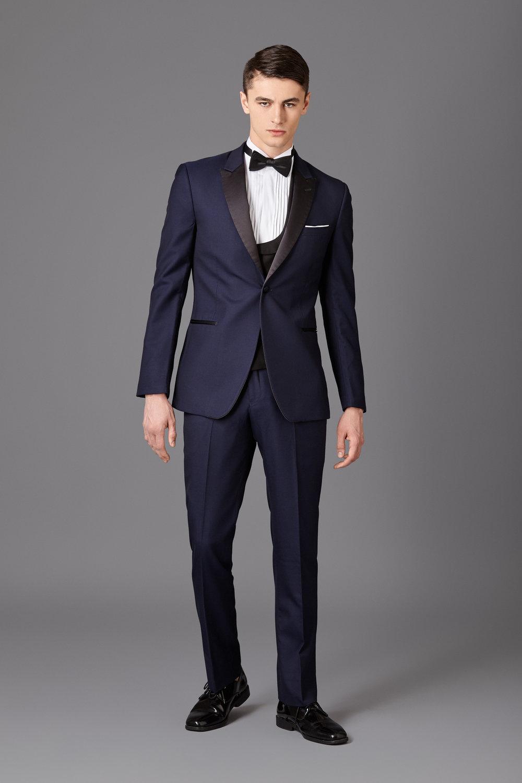 Premium Blue Tux