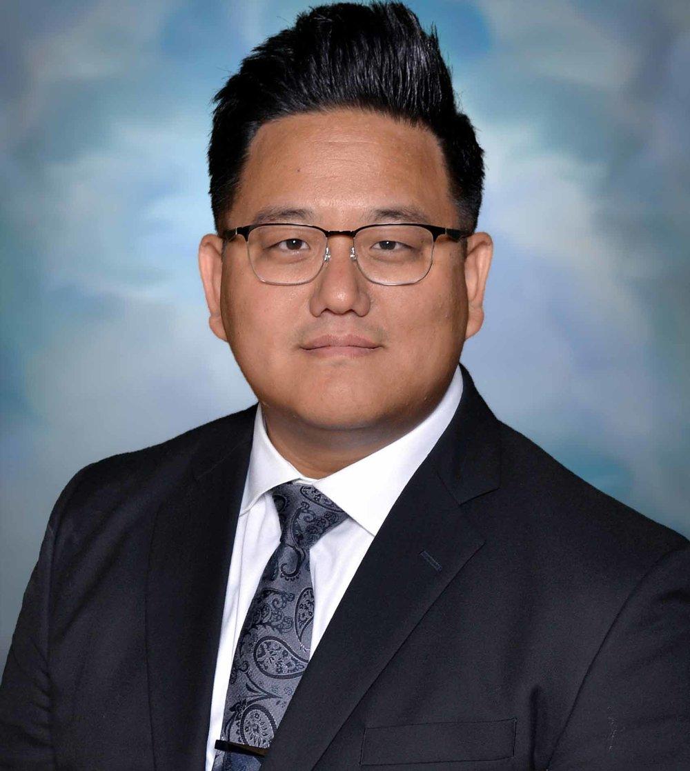 Joseph Chai,  Assistant Principal