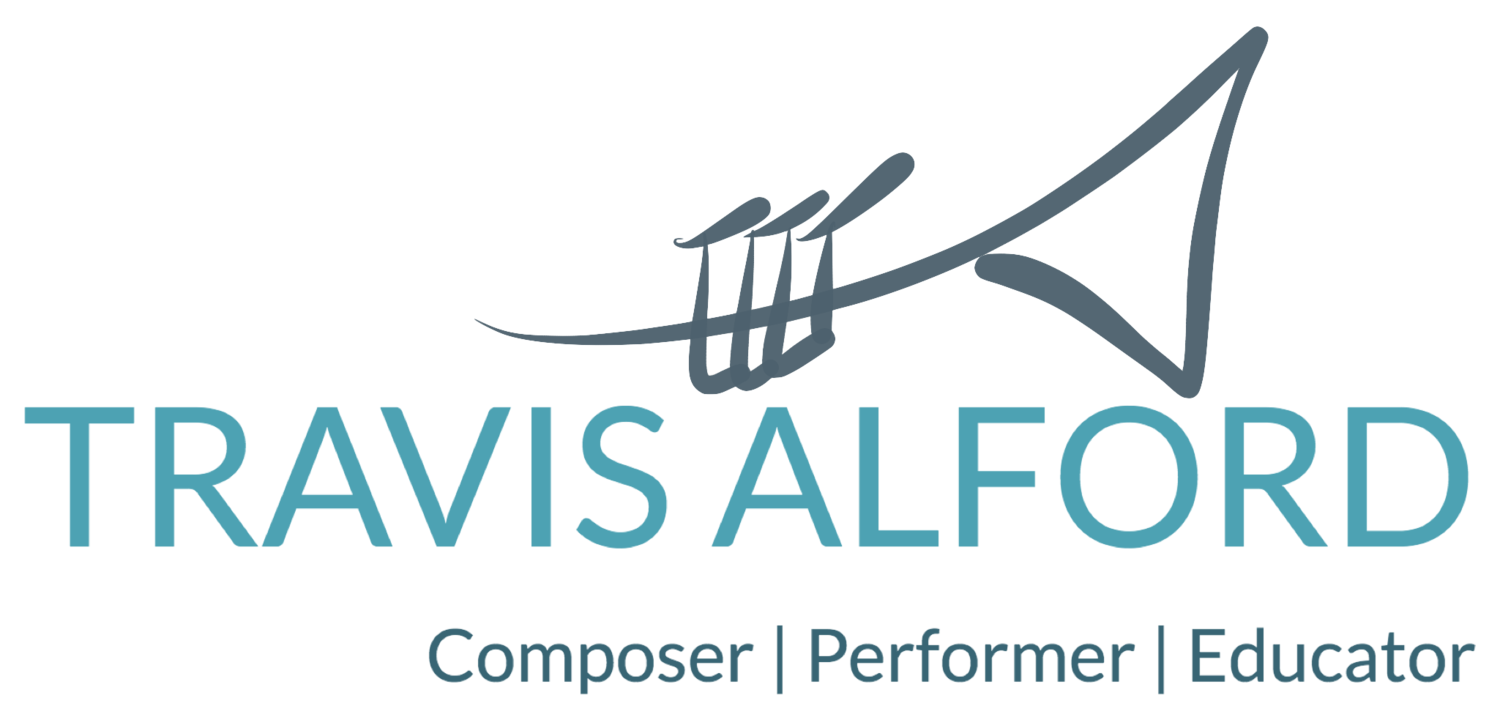 Travis Alford, Composer