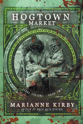Hogtown Market - This sequel to Dust Bath Revival follows Hank and Jimmy on their quest to rescue Hank's brother and avoid capture. In the process, Hank learns a lot more about her family—including some uncomfortably ominous facts that make her question her origins and make her realize the truth about some branches of her family tree. Hank meets (makes out with) a dangerous new ally, and they manage to make some new friends, too. Too bad it's all precarious because Cousin James and the specter of Government Station 12 are looming.Buy it at an Independent Book Store.Buy it on Amazon.
