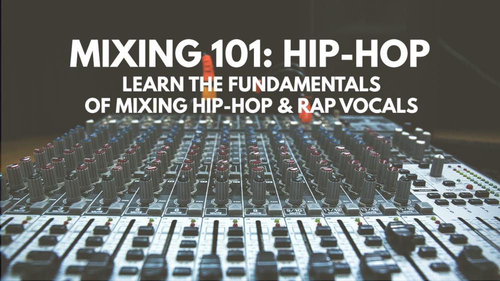 Mixing Hip-Hop Vocals -