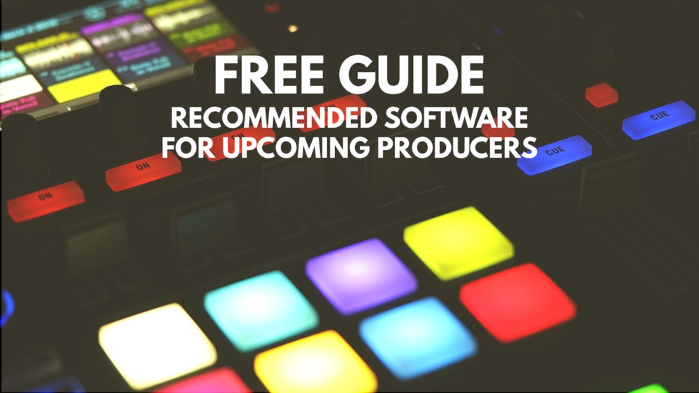 Recommended Software for Hip-Hop Producers -