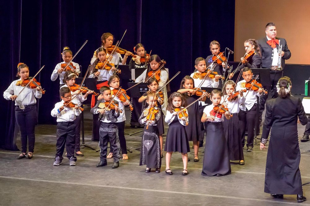 Making the case for mariachi - by Peter HartlaubSan Francisco ChronicleSeptember 7, 2016