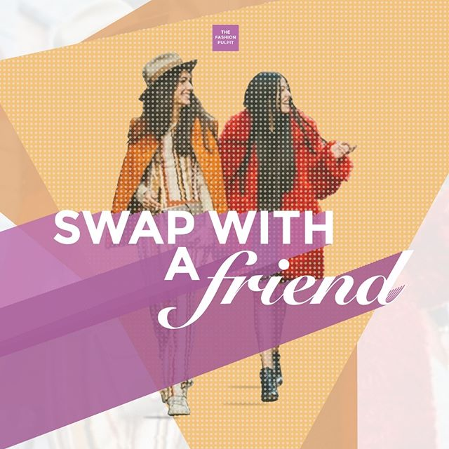 Want to hear some great news? 🗣️⁣ ⁣ The Fashion Pulpit, is fabulously pleased to announce the whole month of March as our SWAP WITH A FRIEND Season! #swapwithafriend Wait, there's even more, BRING A FRIEND and get a free membership equivalent to what you are signing up. 🙋⁣ ⁣ Example: If you sign up for SOCIAL SWAPPER, your friend gets the SOCIAL SWAPPER membership too. ⁣ ⁣ Now, you don't want to miss this great swapping event do you? 🏃‍♀️⁣ ⁣ * Eligible friend for the FREE membership are those who have not swapped with us yet.⁣ .⁣ .⁣ .⁣ .⁣ .⁣ #iswappedmyclothes#swapdontshop⁣#wardrobeessentials#ootd#wardrobestylist#secondhandfirst#sustainablebrand#sustainablefashionblogger#sustainablefashionista#decluttering#sustainablestyle#sustainablebeauty#declutter#lessismore#reducereuse#lesswaste#closetorganization#mariekondo#konmari#konmarimethod#sparkjoy#closetgoals#singapore_insta#singaporecity#singaporegirl#singaporeblogger#singaporefashion