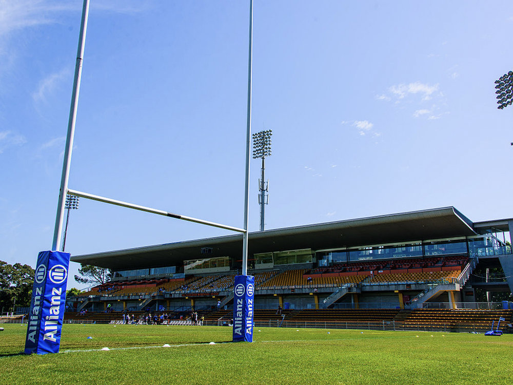 Play on Leichhardt oval before an NRL game, before enjoying the game in a corporate box