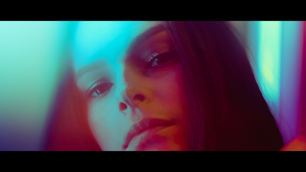 shot in Pigalle, inspired by Hong Kong cinema. -
