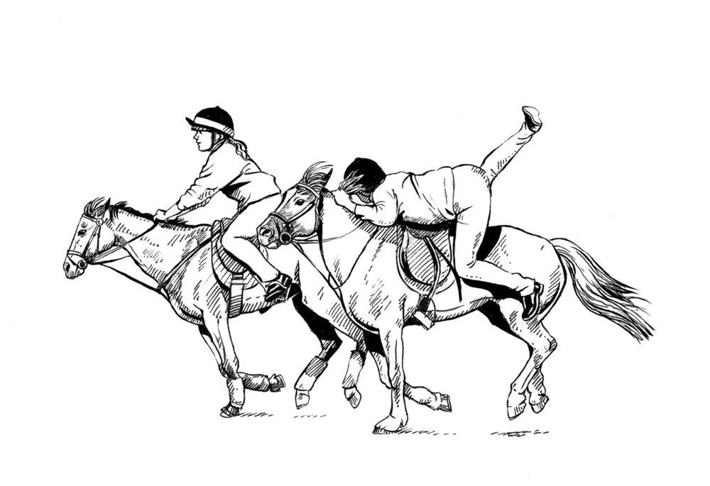 Pony Club Mounted Games