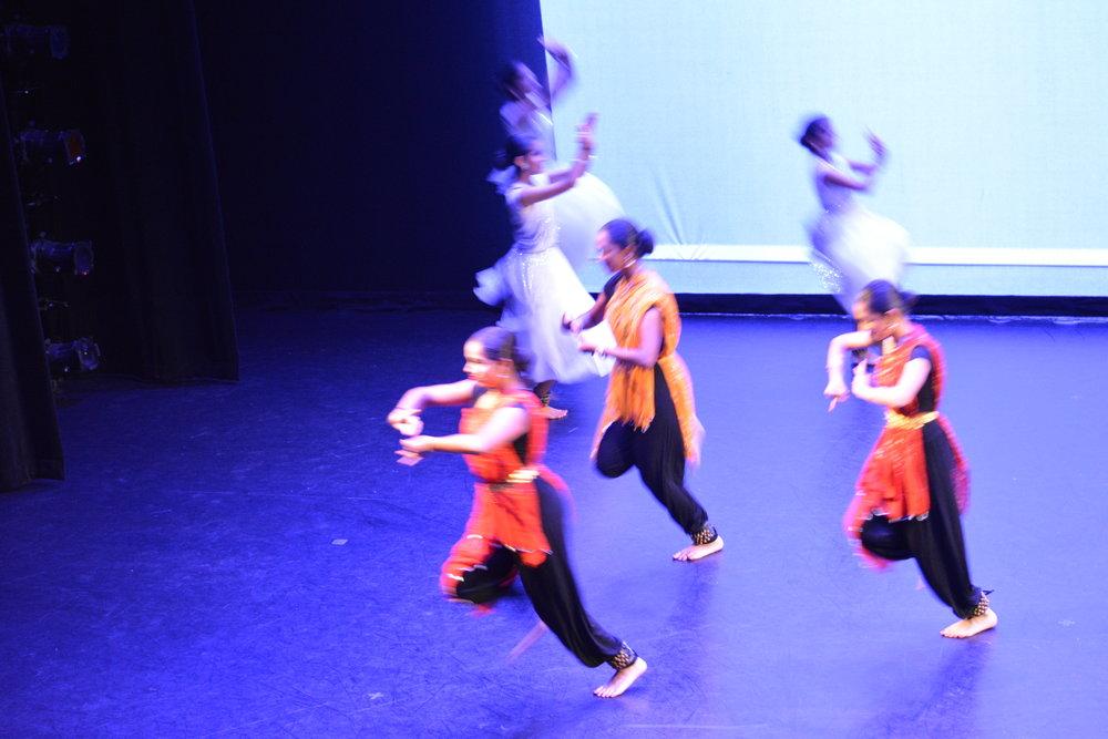Kavya: Poetry in Motion (2017)